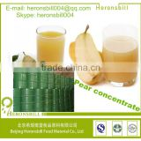 100% natural pear concentrate