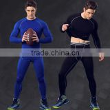 Hot selling french sportswear brands sports gym wear men brazilian fitness wear MA28