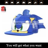 factory wholesale high quality promotional cheap printed 5 panel funny mesh cap wholesale
