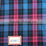 Cotton Yarn Dyed Check Fabric Y/D For Boxers Shorts