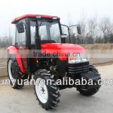agricultral 55hp electric farm tractor 4x4 RZ554 tractor