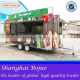 2015 hot sales best quality china hot sale food cart hand-used food cart hot sale food cart