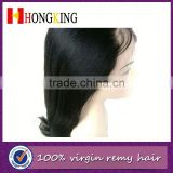 India Remy Hair Front Lace Wig Made In China