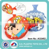 Party inflatable whoopee cushion toy promotional prank toys 7inch custom whoopee cushion