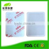 CE FDA MSDS factory direct sell charcoal air-activated disposable heating patch body warmer heat therapy pad