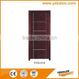 Yekalon Hot Sale Interior MDF door engineering series engineering fir-wood in filling MDF door