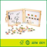 Wooden Toy Magnetic Board