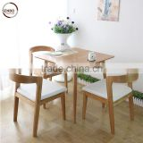exotic wood dining tables / chinese restaurant tables and chairs / fast food restaurant table and chair
