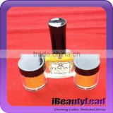 2014 Velvet nail polish set nail art polish with flocking powder 18 different colors for choose