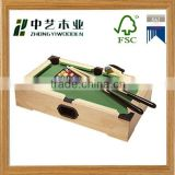 hot selling funny 2014 wooden diy table tennis made in china with high quality