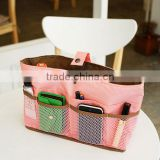 Travel Toiletry Cosmetic Bag Sets, 2013 Shenzhen Insert Purse Cosmetic Storage Organizer Handbag