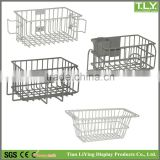 Various Custom Metal Medical Basket / Hospital Basket / Medical Wire Basket Manufacturer Direct Sales