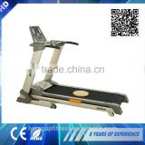 Good quality semi-commercial motorized treadmill with auto incline and cylinder/Hourgap fitness