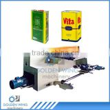Gang Slitter Tinplate Sheet Cutting Machine for Rectangular/Square Tin Can Making Machinery Line