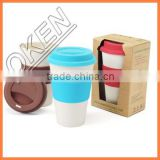 2016 Speacial LFGB,CE / EU Certification Eco-Friendly Feature funny bamboo drinking cups
