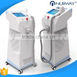 FDA CE approved painless permanent 600w high output power 808nm diode laser hair removal machine for slimming