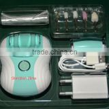 2016 New Rechargeable Manicure and pedicure set pedi Dead Dry skin eliminator Callus remover