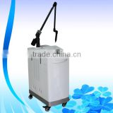 Factory price!! Newest and most effective dermatosis treatment nd yag laser skin whitening