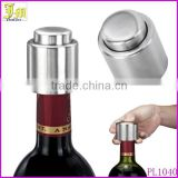 1 PCS Hot Sale New Stainless Steel Vacuum Sealed Red Wine Bottle Spout Liquor Flow Stopper Pour Cap