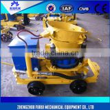 CE shotcrete machine for sale/cement spray wall plaster machine