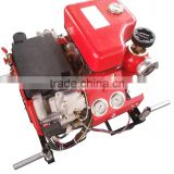 INquiry about fire pump BJD18 powered by air cooled diesel engine R2V840