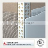 drywall metal mesh corner bead / drywall plastic corner bead in wall building field