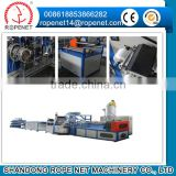 Agricultural equipment tearing film PP baler twine rope making machine extruder for packing