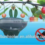 Professional High efficiency Eco-Friendly solar ultrasonic bird repeller