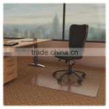 transparent toxic free polycarbonate chair mat