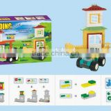 New style building block kids Plastic building blocks toys for sale