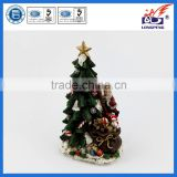 Resin Crafts Christmas Gift Ideas Christmas Tree with Led Light