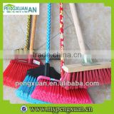 120cm 150cm length round eucalyptus wooden magic mop rod