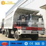 Euro2 6x4 Medium Tipper Truck Load Haul Dump for Mining