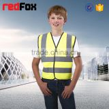 yellow safety vest fabric for children