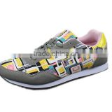 Stock Women gym shoe trainers china wholesale shoes