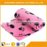 Wholesale dropshipping fleece dog blanket and animal bathrobe