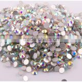 nail art rhinestones are Lead Free Beauty rhinestone AB flat back crystal