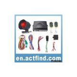car accessories - Car Alarm System, One Way Learning-code, Multi-function[CECA0001]