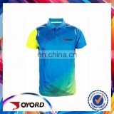 Wholesale quick dry colorful polo shirt, custom children golf wear