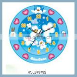 lovely decorative plastic wall clock