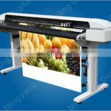 Wide format 4 color digital printing machine