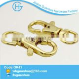 Famous brand OEM snap/dog hook for leather belt