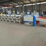 MQT type cotton waste recycling line for yarn making