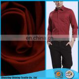 Polyester cotton dyed long sleeve men's shirt fabric