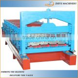 Automatic Tile Press for Steel Roof Wall Panel Cold Forming Line/Double Layer Steel Sheets Roll Forming Machine