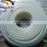 Plastic silicone rubber tubing for isolation