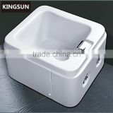 Foot Spa Tub High Quality Wash Foot Tub Portable Acrylic Foot Tub                                                                         Quality Choice
