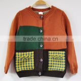 100% Cotton Cardigan for Kids name brand cardigan sweater