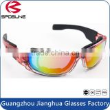 New military ballistic safety sunglasses padded tactical men sport goggle with myopia frame
