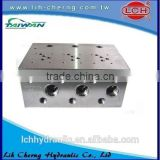 alibaba express china aluminum hydraunic manifold blocks